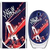 Police Pure New York Man EDT Vapo for Men, Blue, 75ml