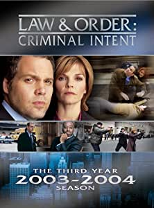 Law & Order: Criminal Intent - The Third Year [Import USA Zone 1]