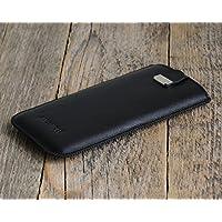 Custodia in pelle personalizzata per HTC u play ultra x10 desire 650 10 evo bolt pro lifestyle one a9s m9+ prime...