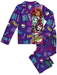 Monster High Girls Ghoulicious Pajama Pant Set