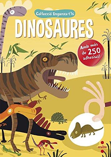 Dinosaures (Enganxa-t'hi)