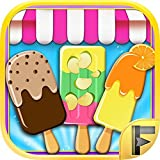 Ice Pop Maker Free - Make Juice Popsicle & Ice Lolly Poles for Ice Cream Fans