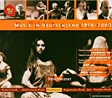 Musik in Deutschl.1950-2000/B9: Tanztheater [Import allemand]