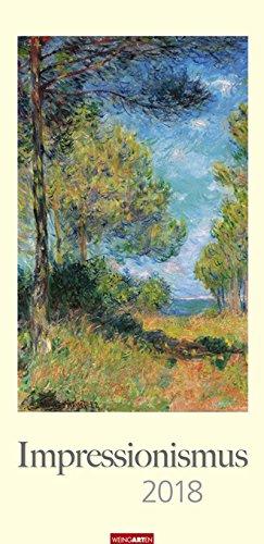 Foto-impressionismus (Impressionismus - Vertikal-Kalender 2018 - Weingarten-Verlag - Kunstkalender - Wandkalender - 33 cm x 68 cm)