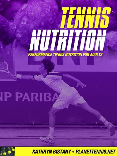 Tennis Nutrition: Preparing for Match Day (English Edition)