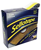 Sellotape 1445180 6m Sticky Hook and Loop Strip