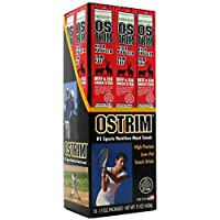 ‏‪Ostrim Ostrim Beef/Elk Stick, Sweet & Spicy, 10 ea, Pack of 3‬‏