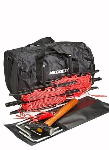 Megger 6310–755Earth Test Field Kit, 4Terminal