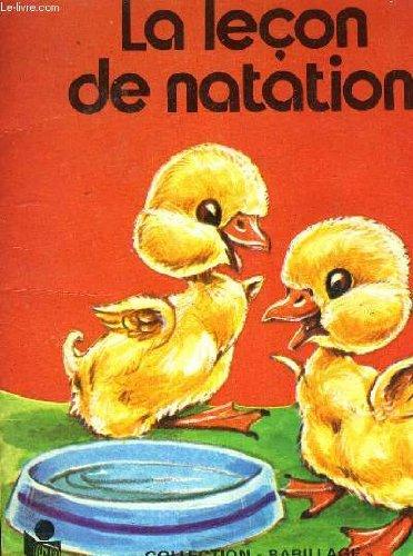 La Leçon de natation (Collection Babillage)
