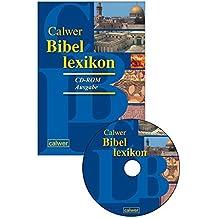 Calwer Bibellexikon CD-ROM-Ausgabe: öffentliche nicht gewerbliche Vorführrechte, ohne Verleihrecht