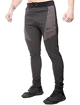 Smilodox Herren Jogginghose Limited 3.0
