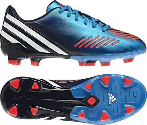 Adidas Predator Absolado LZ TRX FG Junior bright blue-running white-infrared - 38 2/3