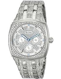 Bulova 96C002 - Reloj (Reloj de pulsera 6ec57367cb8d