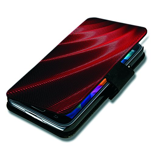 Book Style Flip Handy Tasche Case Schutz Hülle Schale Motiv Foto Etui für Wiko Stairway - Flip BV26 Design9