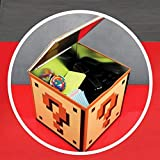 Oficial gran Super Mario Bros. Pregunta Block Storage y Cookie estaño