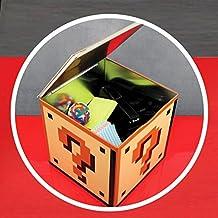 1 ULTRA PRO SUPER MARIO BROTHERS DECK BOX BOWSER