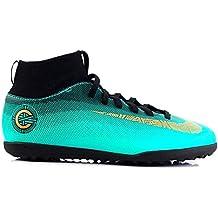 Nike Junior Superfly 6 Club Cr7 TF Botas de Futbol Aj3088 Soccer Cleats d4801b768808f