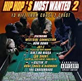 Hip Hop's Most Wanted 2 by Priority Records