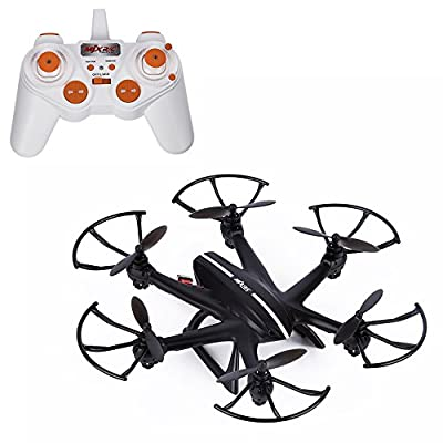 RC Hexacopter, Yokkao MJX X800 2.4 G Remote Control 6 Axis Gyro RC Drone Hexacopter 3D Roll Drone with LED Light
