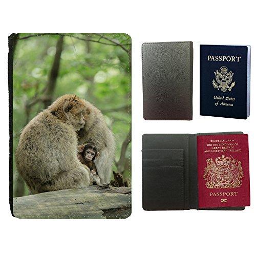 pu-supporto-di-cuoio-del-passaporto-con-slot-per-schede-m00104242-ape-singes-berberes-jeune-animal-u