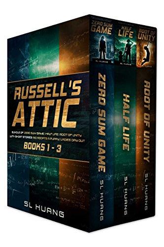 Buchseite und Rezensionen zu 'Russells Attic, Books 1 - 3 (English Edition)' von SL Huang