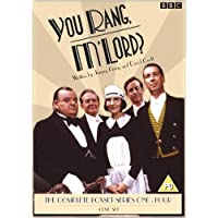 You Rang, M'Lord? - The Complete Boxset Series One - Four