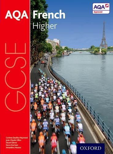 AQA GCSE French for 2016: Higher Student Book by Steve Harrison (2016-06-16)