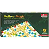 Toymate Playmate Math-A-Magic -an Equation Making Educational Board Game For Kids Age 8 Years & Above.