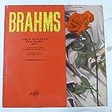 vinyl lp BRAHMS violin concerto PIERRE MEYER / LEIPZIG PRO ATRE / JOHANN WALDE