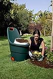 Keter 17182462 Gartenkarre Marisa grün, Fassugnsvermögen: 55 l - 2