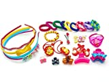 Kidstab Ziggle 27 Pcs Hair Accessories F...