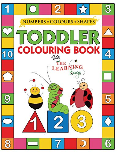 My Numbers, Colours and Shapes T...