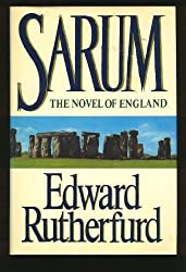 Sarum: The Novel of England by Edward Rutherfurd (1987-08-05)