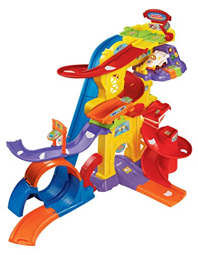 VTech Superpista Looping Pista para los Coches tut, Color, 63.2 x 40.6 x 21.1 (3480-156922)