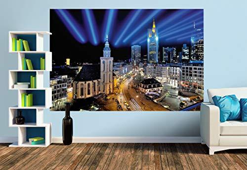 Premium Foto-Tapete Hauptwache - 2008 (verschiedene Größen) (Size M | 279 x 186 cm) Design-Tapete, Vlies-Tapete, Wand-Tapete, Wand-Dekoration, Photo-Tapete, Markenqualität von ERFURT