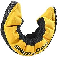 Sherwood Pro Senior Protectores para cuchillas de hockey sobre hielo, unisex, Eishockey, amarillo, talla única