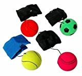 #4: Farraige Wrist Ball Game For Kids,yoyo ball, Return ball Gift For Kids Birthday Party ( Pack of 1 )