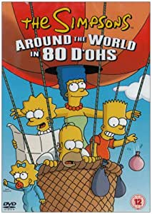 Simpsons Around The World In 80 D'ohs [UK Import]