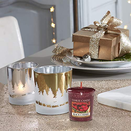 Kostengünstiges Yankee Candle Kerzenset mit 10 duftenden Votivkerzen, verschiedene Düfte