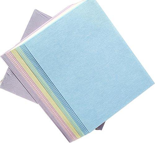 sortiert Karte Papier-weiche Schatten Sensations Vielzahl Pack-8.5-x-11-inches-50-sheets (pps-vpspr) -