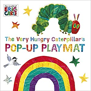 The Very Hungry Caterpillar's Pop-up Playmat by Puffin