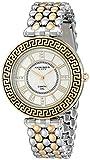 Akribos XXIV Damen-Armbanduhr Bicolor
