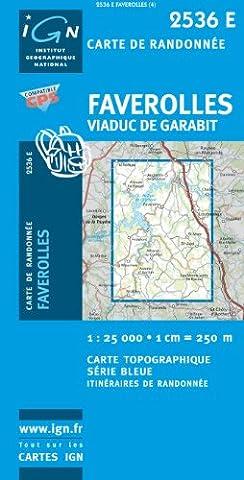Faverolles/Viaduc de Garabit GPS: IGN2536E