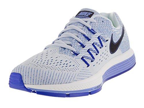 Nike Wmns Air Zoom Vomero 10, Chaussures de Running Femme Bleu - Azul (Blue Tint / Black-Rcr Bl-Chlk Bl)