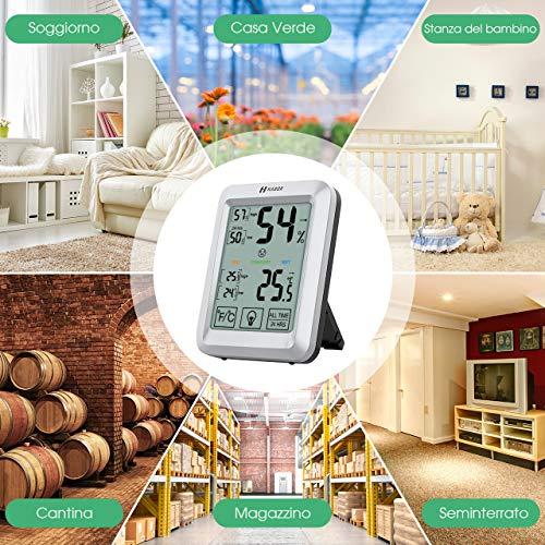 Zoom IMG-2 habor termometro igrometro digitale con