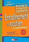 ENTRAIN & SOUTIEN MATHS CE2...