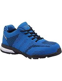 Paredes Sp5040AZ38Monaco–Zapatos de seguridad S1P talla 38azul/negro