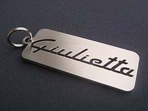 Porte-clés pour alfa romeo giulietta romeo giulia tuning 16 v turbo sport gT gTA gTV emblem