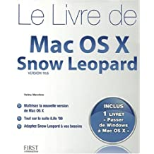 LIV DE MAC OS X SNOW LEOPARD