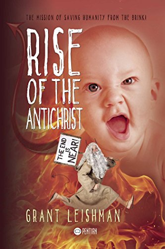 free kindle book Rise of the AntiChrist